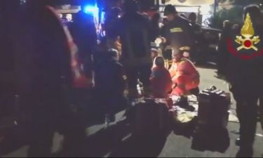 Έξι νεκροί και αρκετοί τραυματίες μετά από έκρηξη σε νυχτερινό κέντρο στην Ιταλία