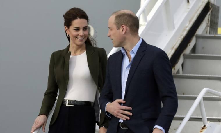 Η επίσκεψη του William και της Kate Middleton στην Κύπρο έκρυβε μια απρόσμενη έκπληξη