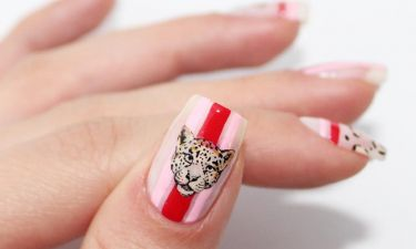 Sunday Nailspiration: Κάνε τα πιο εντυπωσιακά Animal Print Nails