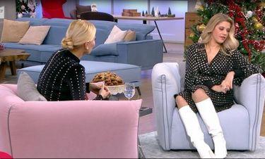 Τζένη Θεωνά: Δεν πάει ο νους σας τι αποκάλυψε για τη Σκορδά on air
