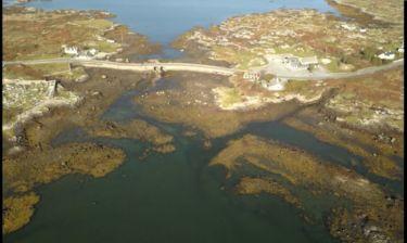 Εντυπωσιακές εικόνες από το Lettermullan της Ιρλανδίας