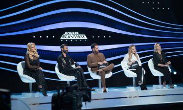 Project Runway: Η Μαρία Κορινθίου guest κριτής στο ριάλιτι μόδας του Open TV