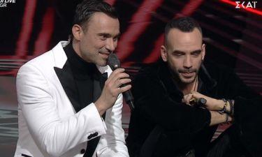 The Voice: Το τραγούδι του Μουζουράκη για τον πατέρα του και η συγκίνηση!