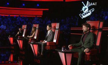 The Voice: Αυτή είναι η πρώτη τετράδα παικτών που πάει τελικό!