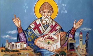 Όταν ο Άγιος Σπυρίδωνας έσωσε την Κέρκυρα