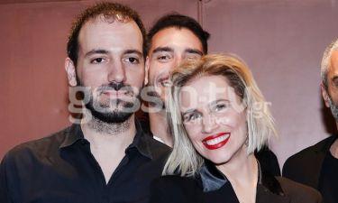 Νάντια Μπουλέ: Ο σύντροφός της, Γιώργος Ισαάκ πάντα στο πλευρό της!