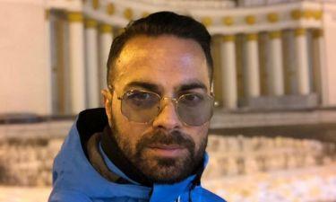 Ηλίας Βρεττός: Στιγμές χαλάρωσης στη Μόσχα!