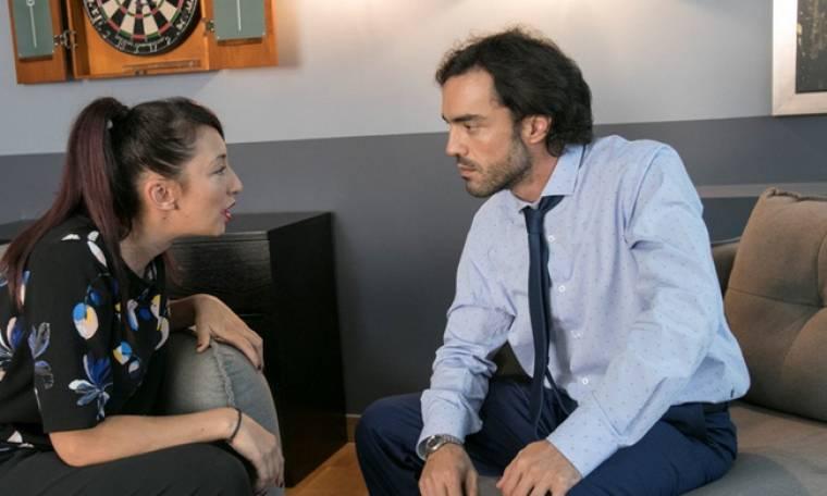 Όσο έχω εσένα: Ο Γεώργιος συναντιέται με τον δικηγόρο του για το διαζύγιό του