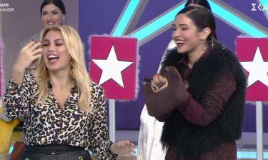 My Style Rocks: Δεν θα πιστεύετε ποια πήρε τηλέφωνο η Κωνσταντίνα την ώρα της εκπομπής!