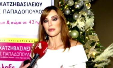 Η Βίκυ Χατζηβασιλείου έστειλε μήνυμα συμφιλίωσης στον Δήμο Βερύκιο