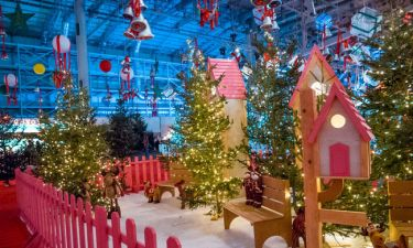 Christmas Fantasy Fun Park and Theater: Αυτά τα Χριστούγεννα  το ραντεβού είναι στα νότια προάστια!