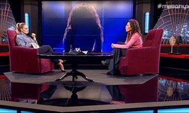 Η αποκάλυψη της Γιάννας Τερζή για ΕΡΤ και Eurovision: «Υπάρχει μια ιστορία από πίσω…»