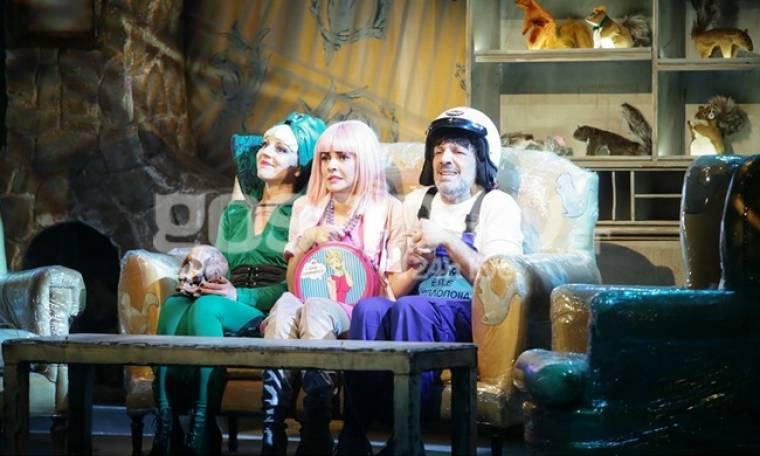 Επίσημη πρεμιέρα της παράστασης «Βερβερίτσα» - Οι επώνυμοι που έδωσαν το παρών!