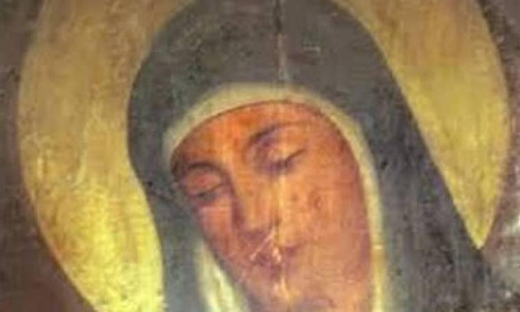 Τί είπε η Παναγία στη μητέρα του Ιούδα;