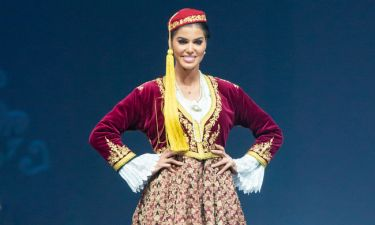 H Ιωάννα Μπέλλα εκτός 20αδας στο Miss Universe