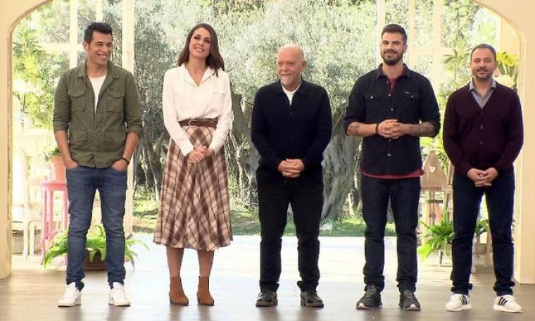 Bake Off Greece: Ο Στέλιος Παρλιάρος και τα γλυκά γάμου