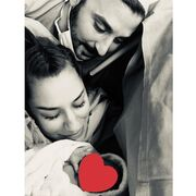 Έγινε πατέρας ο αδελφός του Παντελή Παντελίδη – Η πρώτο φωτό με το μωρό του