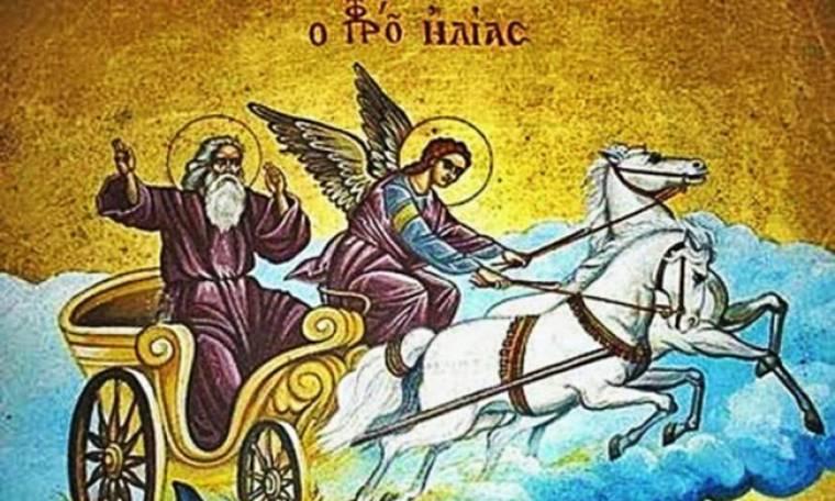 Συγκλονιστικό θαύμα: Ο προφήτης Ηλίας εμφανίζεται σε στρατιώτη...