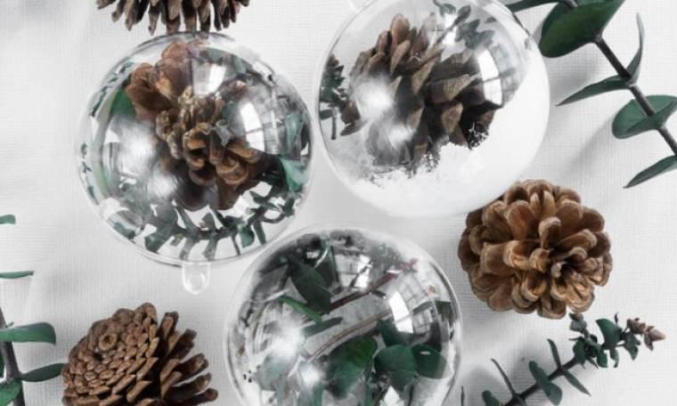 12 φανταστικά diy για να ενισχύσεις τη χριστουγεννιάτικη διακόσμηση στο σπίτι σου