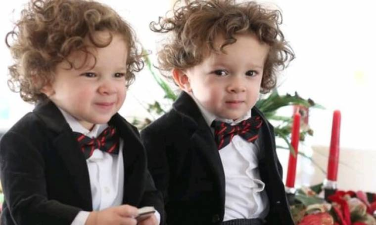 Καλομοίρα: Γενέθλια για τα δίδυμα αγόρια της - Οι όμορφες φωτογραφίες και το τρυφερό μήνυμα!