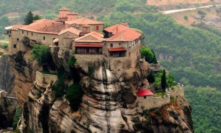 Ιστορικά μοναστήρια στην Ελλάδα