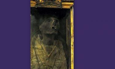 Το θαύμα του Αγίου Διονυσίου Ζακύνθου με το καλλυμαύχιο