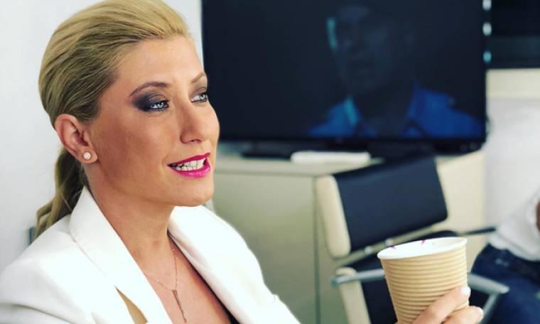 Σία Κοσιώνη: Οι ζημιές στο γραφείο της μετά την επίθεση στον ΣΚΑΪ