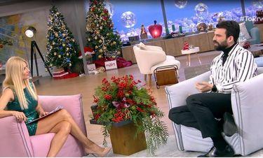 Δημήτρης Αλεξάνδρου: Η πρόταση on air στη Σκορδά: «Θα είσαι η κουμπάρα στο γάμο μου;»