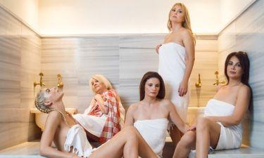 «Χαμάμ γυναικών»: Έρχεται στο θέατρο Ακάδημος με λαμπερές πρωταγωνίστριες!