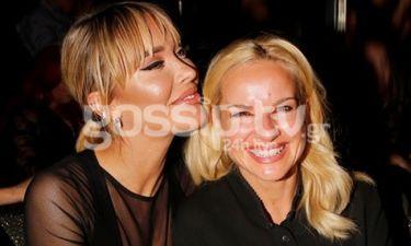 Αμαρυλλίς - Μαρία Μπεκατώρου: Πού διασκέδασαν οι δύο κυρίες της showbiz;