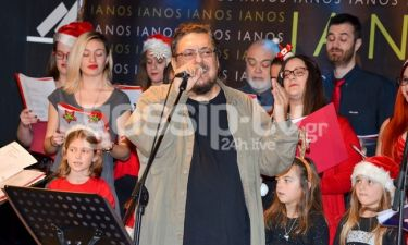 Η χορωδία «Note Allegre» τραγούδησε για καλό σκοπό!