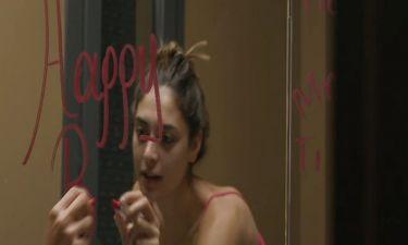 GNTM: Η Εύη είχε γενέθλια και τα... «γιόρτασε» στον καθρέφτη της! Η έκπληξη που δεν περίμενε!