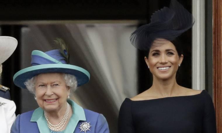 Αυτό το δώρο θα κάνει η βασίλισσα Ελισάβετ στην Μέγκαν Μαρκλ για το 2019! Ιδιαίτερο και διαφορετικό!
