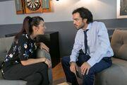 Όσο έχω εσένα: Ο Άλκης πηγαίνει στην εταιρία να αντιμετωπίσει τον Γεώργιο
