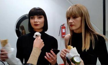 GNTM: Τα κορίτσια δίνουν τη δική τους νικήτρια στα backstage του τελικού!