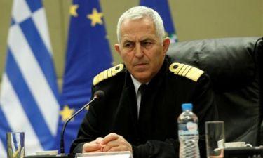 Αυστηρό μήνυμα αρχηγού ΓΕΕΘΑ σε Άγκυρα: «Αν οι Τούρκοι ανέβουν σε βραχονησίδα θα την ισοπεδώσουμε»