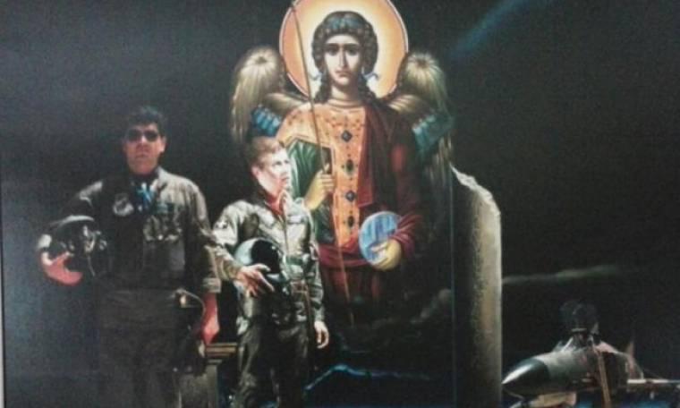 Συγκλονιστικό θαύμα σε έλληνα πιλότο: Ήμουν παράλυτος – Με έσωσε η Παναγία