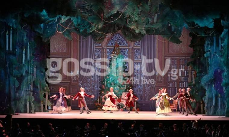 Christmas Theater: Πρεμιέρα για τον Καρυοθραύστη - Ποιους είδαμε εκεί;