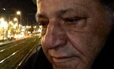 Γιώργος Παρτσαλάκης: Η μελαγχολική φωτογραφία και η ευχή για τις γιορτές!