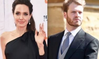 Angelina Jolie - Louis Spencer: Φουντώνουν οι φήμες για τη σχέση τους!