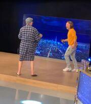 Για την παρέα: Εμφανίστηκε με τα εσώρουχα στον Μουτσινά γιατί δεν βγήκε νικήτρια η Εβελίνα στο GNTM