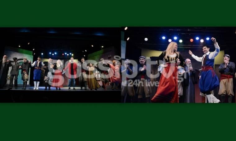 Επίσημη πρεμιέρα για την παράσταση «Η νεράιδα και το παλικάρι»- Δείτε ποιοι έδωσαν το παρών (pics)