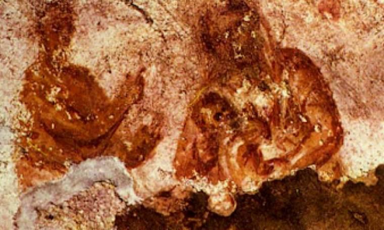 Η παλαιότερη απεικόνιση της Παναγίας με το Θείο Βρέφος που έχει βρεθεί