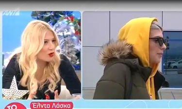 Έλντα Λάσκα: «Καίει» την Εβελίνα Σκίτσο: «Ενώ έκραζε την Εύη, έβγαζε άλλο προφίλ μπροστά της»