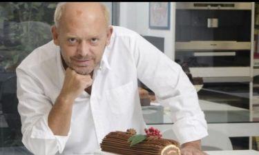 Στέλιος Παρλιάρος: «Οι ημέρες των γιορτών για τους ζαχαροπλάστες είναι η πιο κοπιαστική περίοδος»