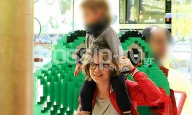 Ευδοκία Ρουμελιώτη: Λατρεύει τα παιδιά και δεν το κρύβει!