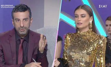 My Style Rocks Gala:Ο Κουδουνάρης «την είπε» στη Λέκκα:«Αυτό δεν είναι ακριβώς αυτό που ψάχνουμε...»