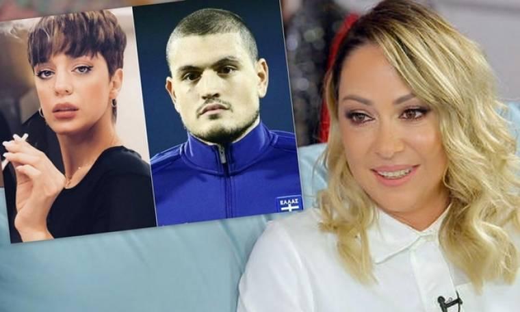 Η Μελίνα Ασλανίδου πήρε θέση στο περιστατικό της Ανανία με τον Παπαδόπουλο