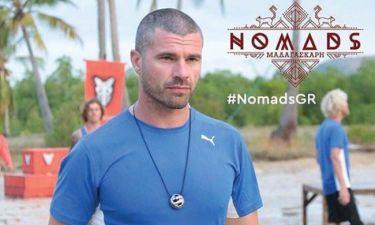 Nomads 2: Το πρώτο μήνυμα του Χρήστου Βασιλόπουλου μετά το τέλος του ριάλιτι!