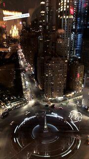 Χριστούγεννα στη Νέα Υόρκη για την Κωνσταντίνα Σπυροπούλου!